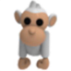 Albino Monkey Adopt Me