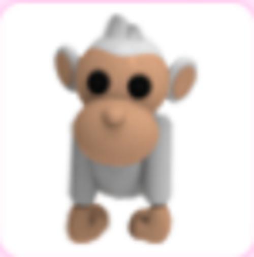 Albino Monkey Adoptme