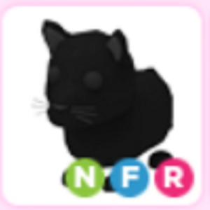 Neon Black Panther NFR Adoptme