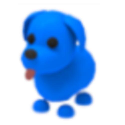 Blue Dog Adoptme