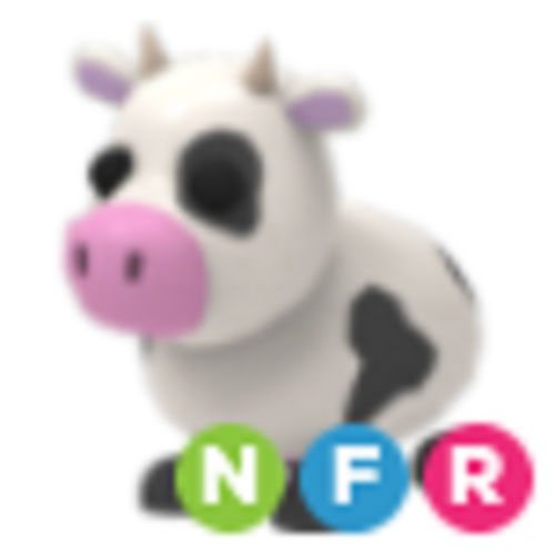 Neon Cow NFR Adoptme
