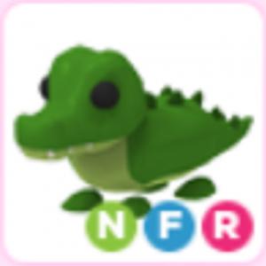 Neon Crocodile NFR Adopt me