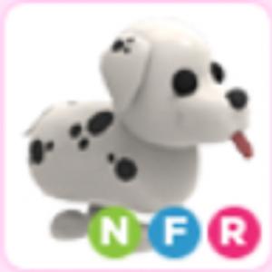 Neon Dalmation NFR Adoptme