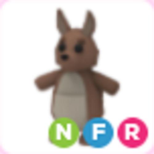 Neon Kangaroo NFR Adoptme