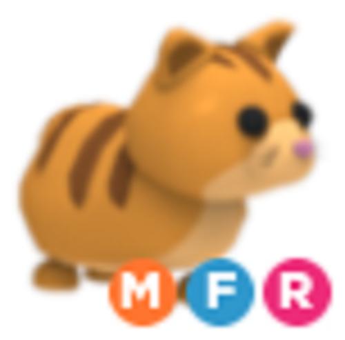 Mega Ginger Cat MFR Adopt me