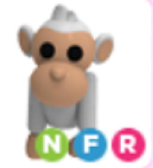 Neon Albino Monkey