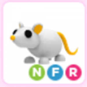 Neon Golden Rat NFR Adopt Me