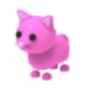 Pink Cat Adoptme