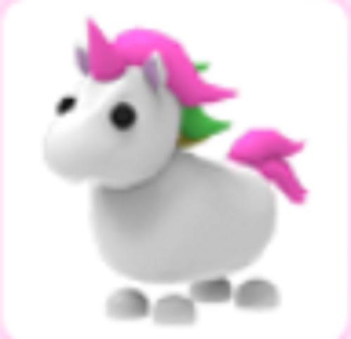 Unicorn Adopt Me Roblox Adopt Me Pets