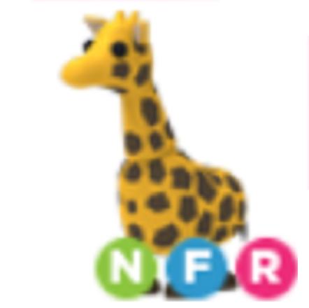 Giraffe NFR Adopt Me