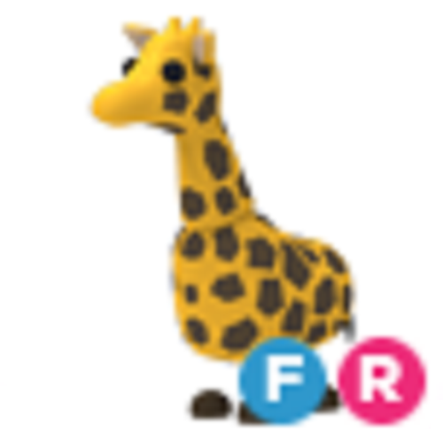 Giraffe FR Adopt Me