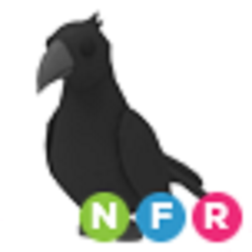 Neon Crow NFR Adopt Me