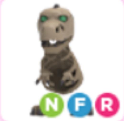 Neon Skele-rex NFR Adopt Me