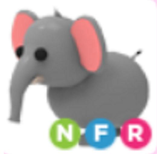 Elephant Neon NFR
