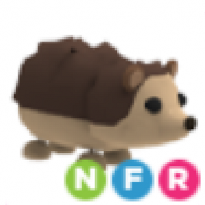 Neon Hedgehog NFR