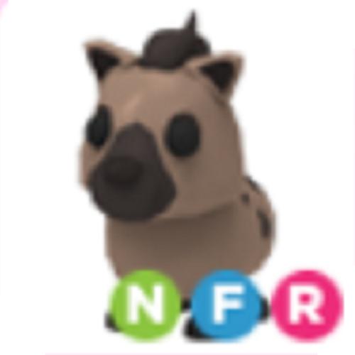 Neon Hyena NFR Adopt Me