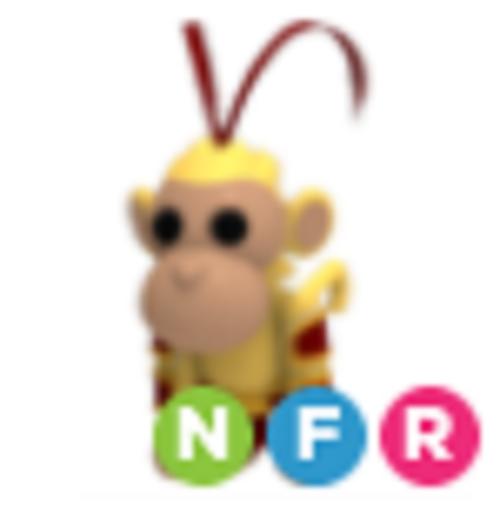 Neon King Monkey NFR