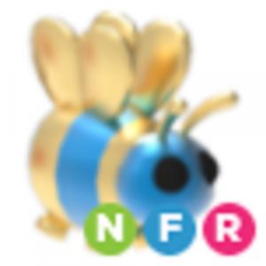 Queen Bee Neon NFR - Adopt Me