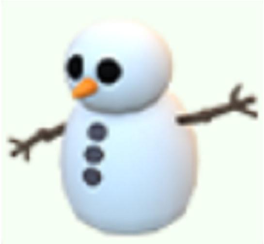 Snow Man AdoptMe