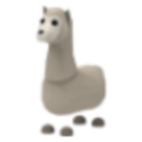 Llama AdoptMe