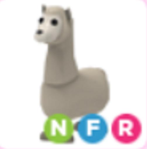 Neon Llama NFR - Adopt Me