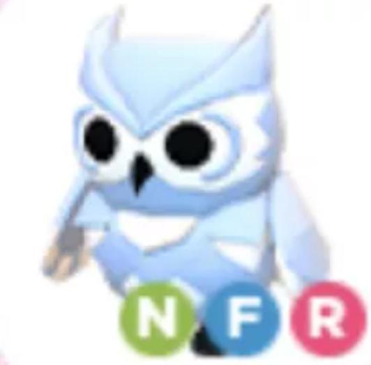 Neon Snow Owl NFR