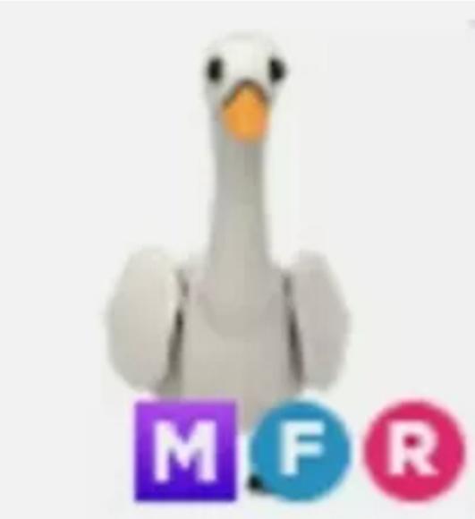 Mega Swan MFR Adopt Me