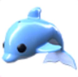 Dolphin - Adopt Me