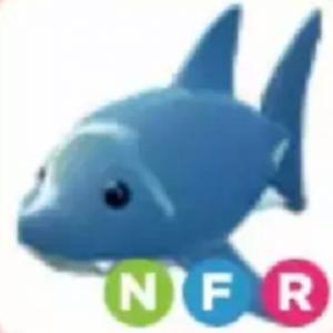 Neon Shark NFR - Adopt Me