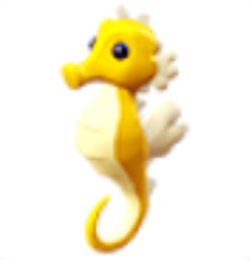 Seahorse - Adopt Me