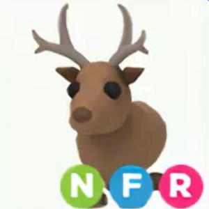Neon Reindeer NFR - Adopt Me